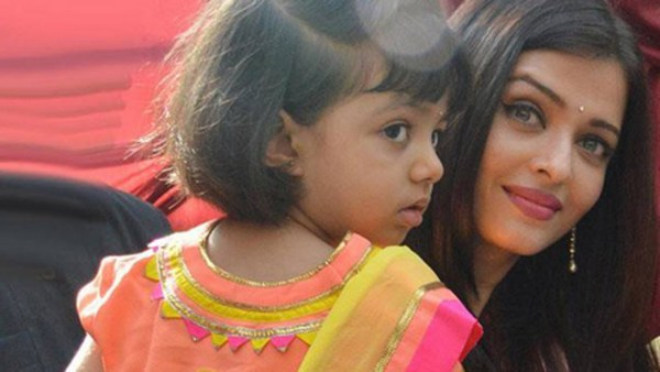 Cute Aradhya bachchan photo hd