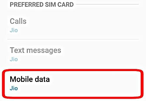 Choose Correct Sim Card For Internet