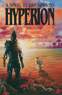Libro Hyperion - Dan Simmons