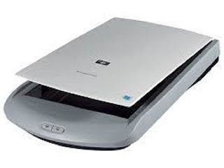 Picture HP Scanjet G2410 Printer