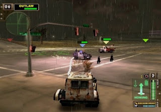 Twisted Metal: Black (PS2) 2001
