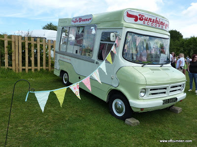 retro ice-cream van