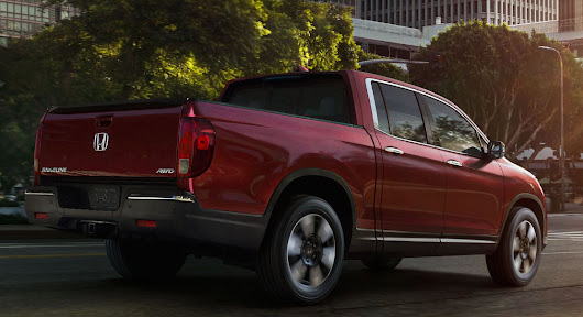 From All-terrain to Tailgating - The 2017 Honda Ridgeline Has It All