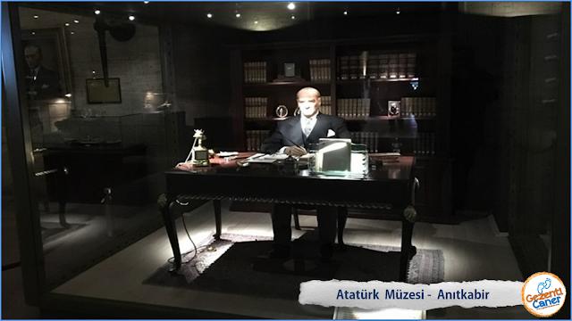 Anitkabir-Ataturk-Muzesi