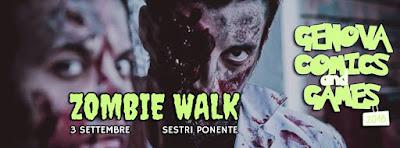 Zombie Walk - Genova Comics & Games 2016