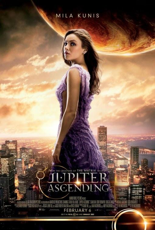 Jupiter Ascending Film
