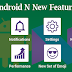 The New features of Android N