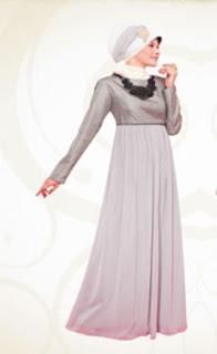 Cara Mneyulap Dress Korea Jadi Busana Muslim Keren