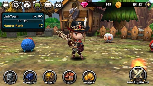 Demong Hunter VIP Screenshot 01
