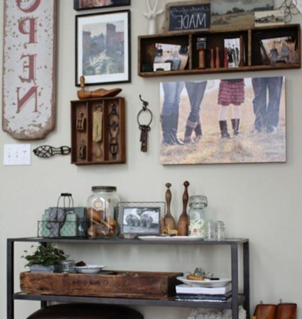 kitchen display decor