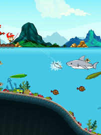 Fishing Break MOD APK-3