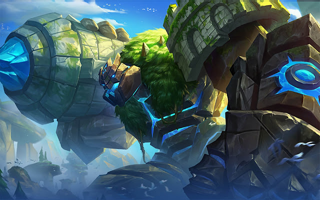 gambar mobile legends grock