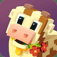 Blocky Farm Unlimited (Money - Diamond) MOD APK