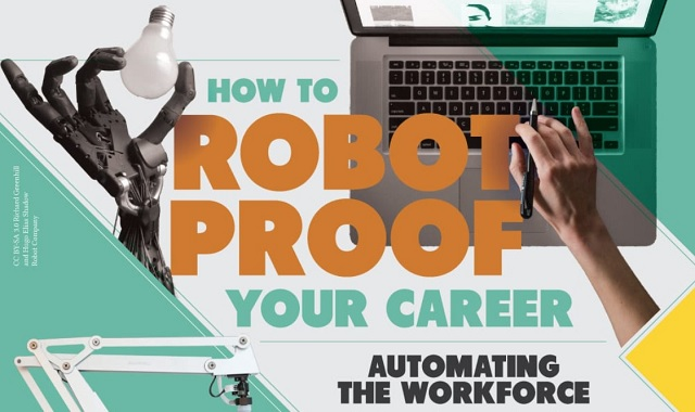 How to Robot-Proof Your Career