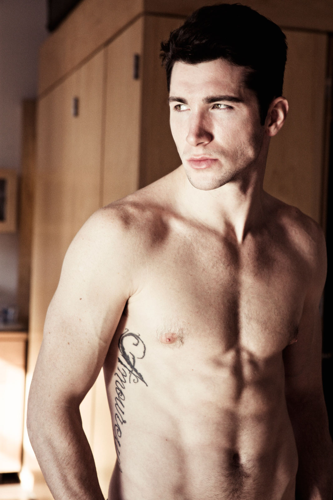 Colby model Phil Tamney by Rick Day - Fashionably Male
