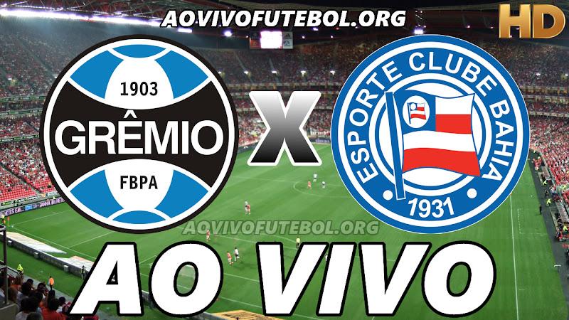 Grêmio x Bahia Ao Vivo HD Online
