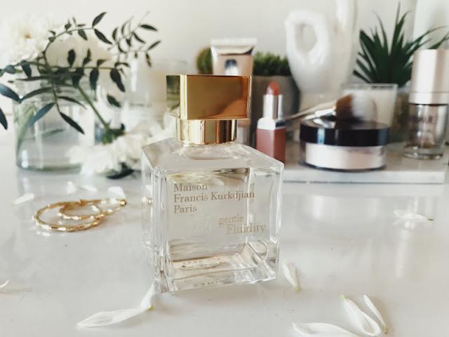 Francis Kurkdjian Maison Gentle Fluidity Gold