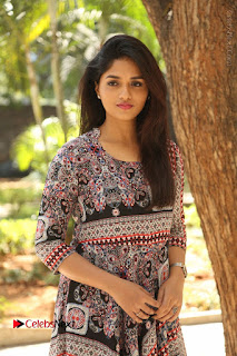 Actress Sunaina Latest Stills in Floral Dress at Pelliki Mundu Prema Katha Trailer Launch  0006.JPG