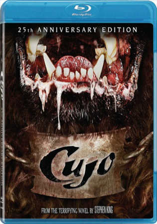 Cujo 1983 BluRay 700MB Hindi Dubbed Dual Audio 720p Watch Online Full Movie Download bolly4u