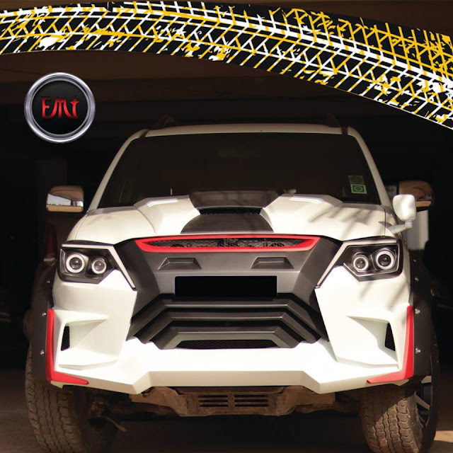 Toyota Fortuner Modified By Executive Modcar Trendz