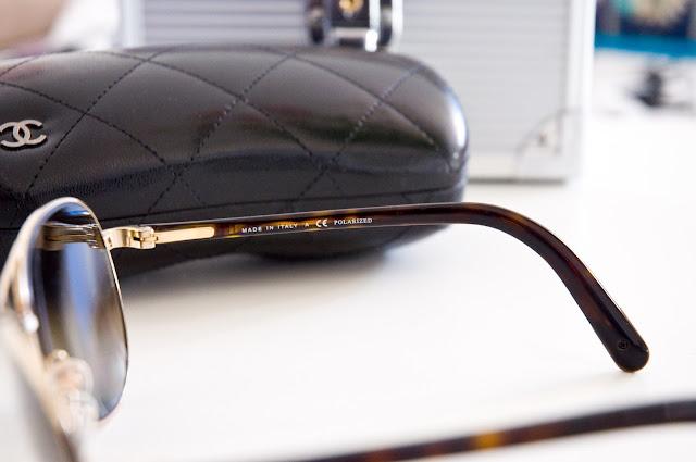 jak rozpoznać podróbki okularów Chanel?