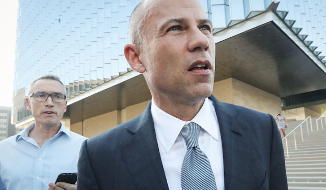 Avenatti Client Was in College When She Claims to Have Attended Gang-Rape Parties With High-School Students