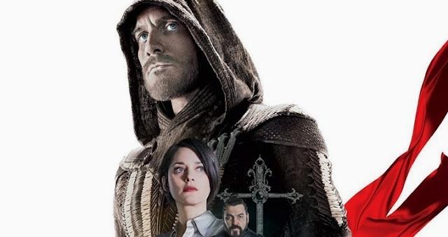Michael Fassbender protagoniza Assassin's Creed