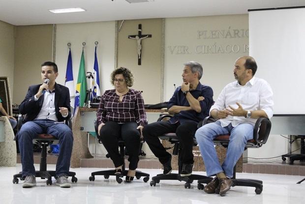 Mesa Redonda: Ascont reúne empreendedores com histórias de sucesso