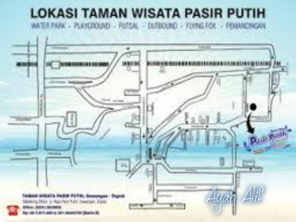 Ayah Alif Tempat Wisata Kota Depok Jawa Barat