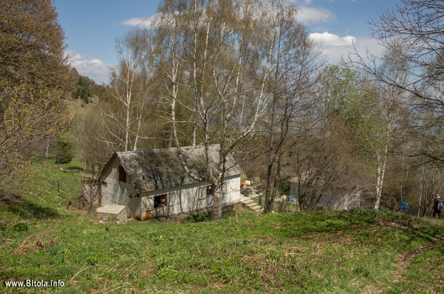 Neolica Mountain Hut, Baba Mountain, Bitola, Macedonia