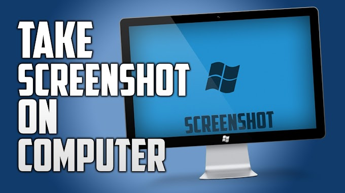 How to take screenshot on window's computer | Easy way