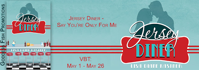 Jersey Diner by Lisa Diane Kastner - $50, a $25 and a $10 Amazon or Barnes and Noble GC