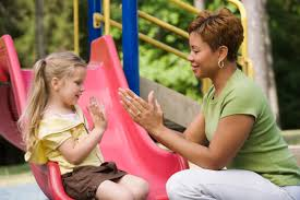Early Social Emotional Skills develop when playing Pat a Cake Games