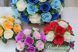 Hoa giấy giá rẻ chất lượng cao