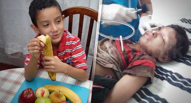 ESTA MADRE PERDIÓ A SU HIJO POR ESTO : 7 frutas que NUNCA debes mezclar. Causan la muerte en niños...