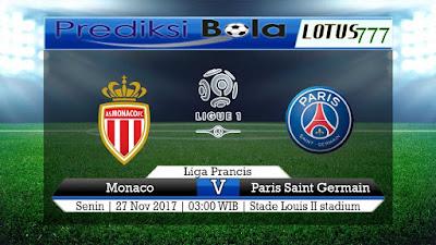 Lotus777.com Prediksi Bola JLotus777.com Prediksi Bola Jalan Terbaik Liga Prancis Monaco Vs PSG 27 November 2017alan Terbaik Liga Prancis Monaco Vs PSG 27 November 2017