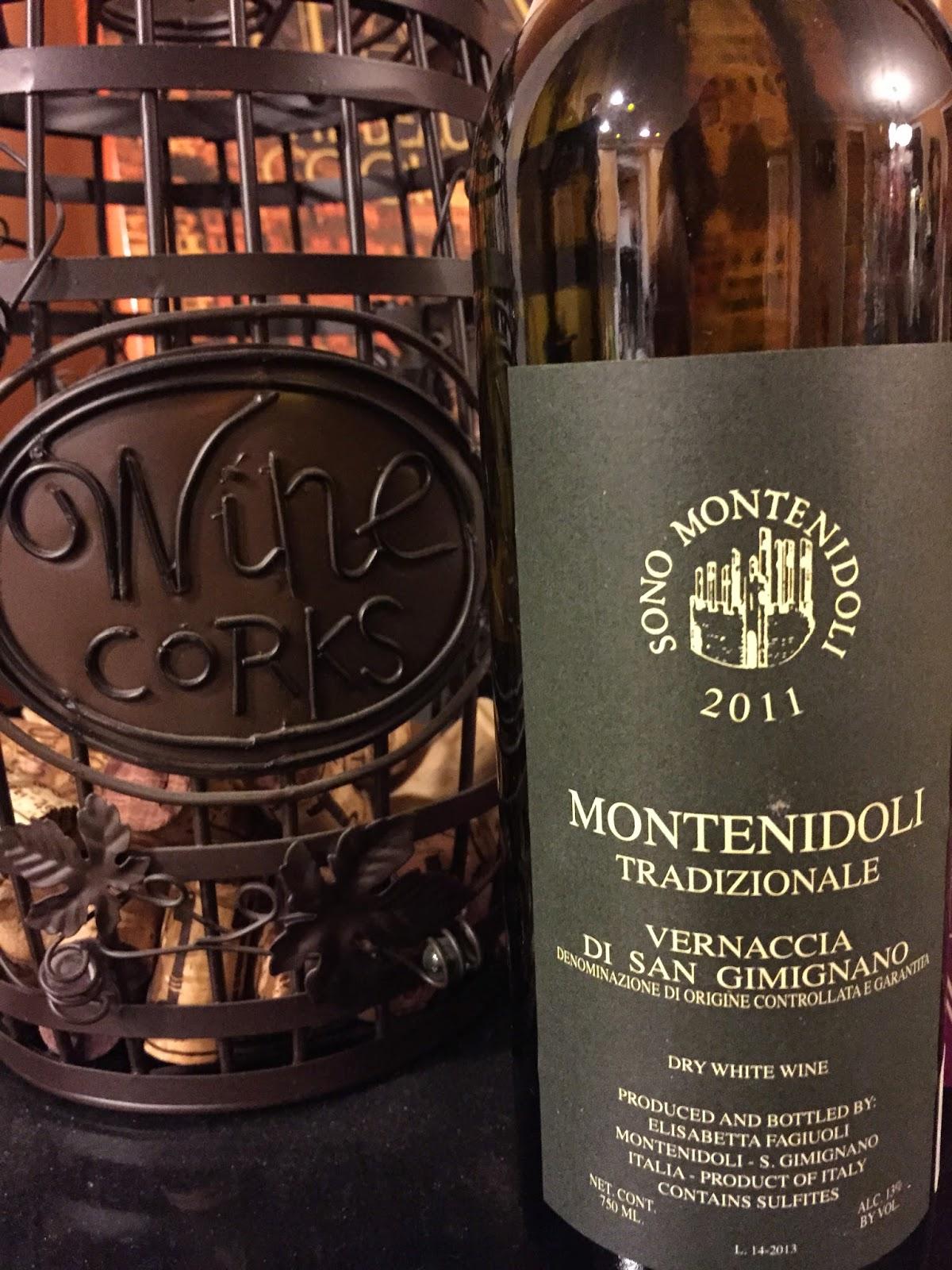 2011 Montenidoli Tradizionale Vernaccia di San Gimignano