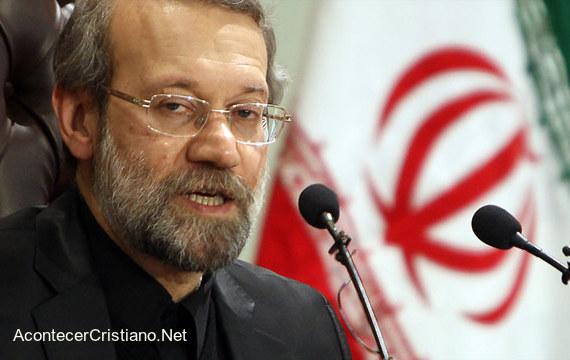 Irán amenaza a Estados Unidos