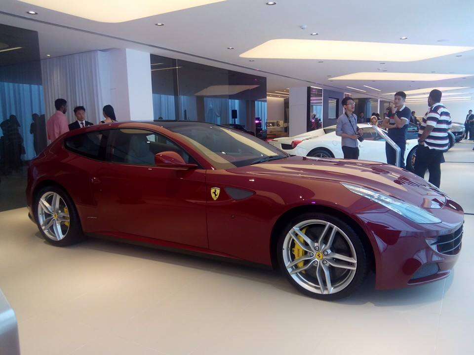 Motoring Malaysia Naza Italia Opens Its Newly Revamped