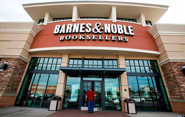 Livraria Barnes & Nobles em Miami