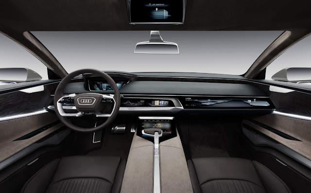 Novo Audi A8 2017
