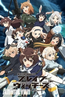Brave Witches -  2016 Poster