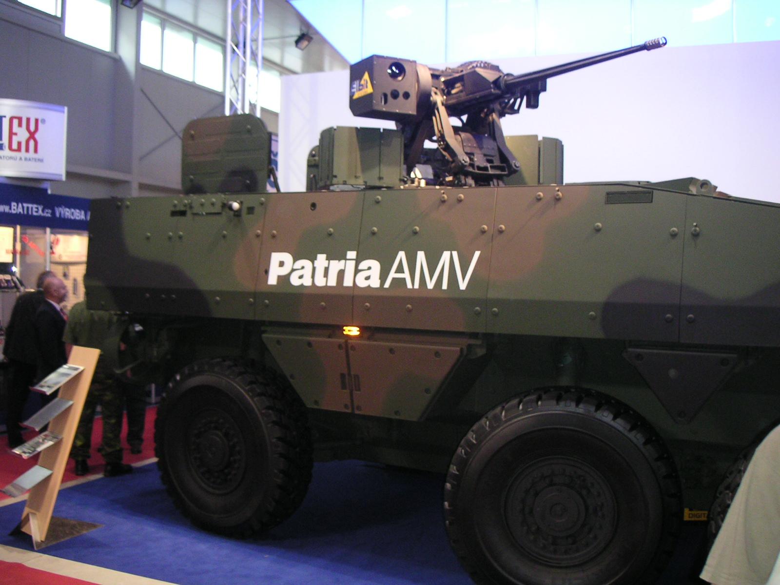 Patria AMV Images