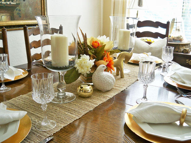 Basic Must-Have's For Setting A Pretty Table