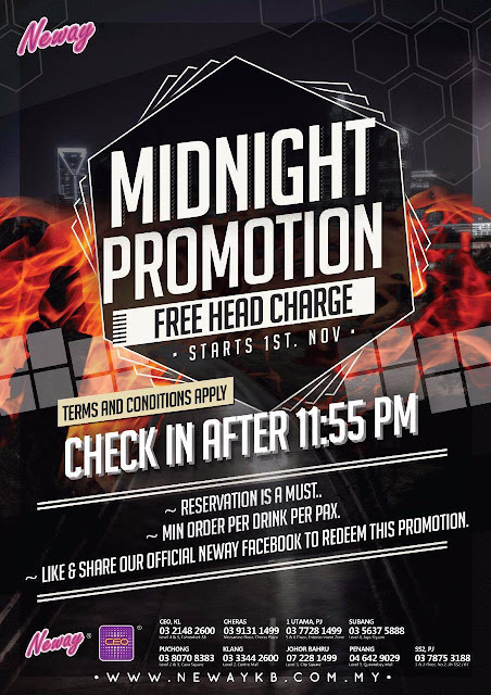 Neway Karaoke Box Malaysia Free Head Charge Promo