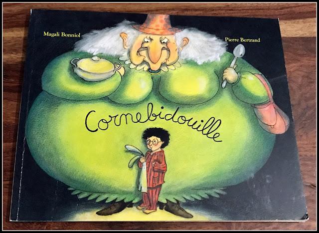 couverture livre Cornebidouille