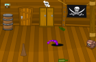 Super Sneaky Pirate Room Escape walkthrough