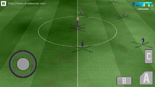 FTS Mod EURO 2016 by Kii Apk + Data Obb Android