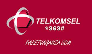 Kode Paket Internet Murah Telkomsel Selain di *363# Terbaru 2019