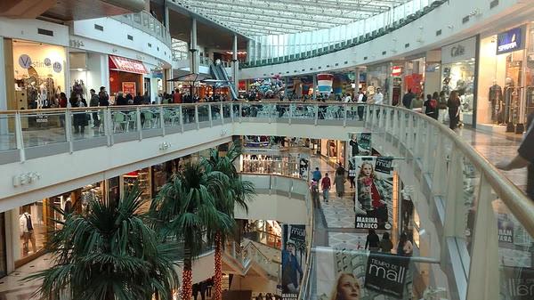 Shoppings em Viña del Mar